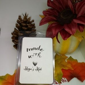 3/$12 Fall Flannel 6ct Clamshell Soy Wax Melts